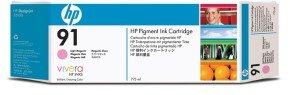 HP 91 775ml Light Magenta Ink Cartridge with Vivera Ink