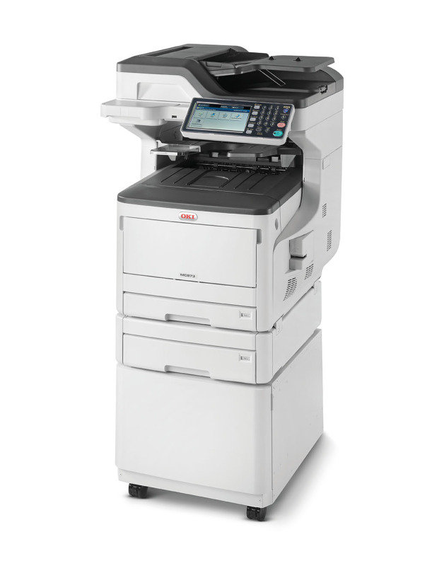 OKI MC873dnct A3 Colour Multifunction LED Laser Printer