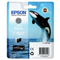 Epson T7607 Light Black Ink Cartridge