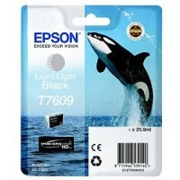 Epson T7609 Light Light Black Ink Cartridge