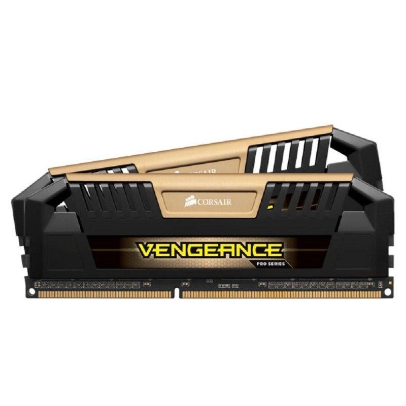 Corsair Vengeance Pro Gold 16GB Kit (2x8GB) DDR3 2400MHz DIMM Memory