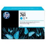HP 761 Cyan Original Ink Cartridge - Standard Yield 400ml - CM994A