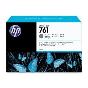 HP 761 Dark Gray Ink Cartridge - CM996A