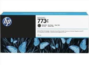 HP 773 Designjet Matte Black Ink Cartridge - C1Q37A