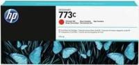 HP 773C 775ml Chromatic Red Ink Cartridge - C1Q38A