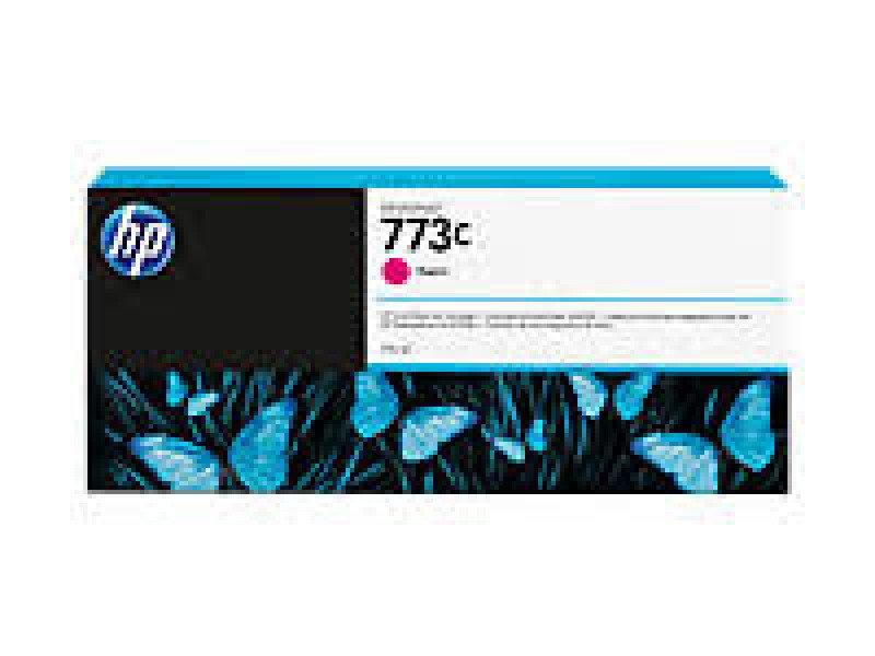 HP 773C Magenta OriginalInk Cartridge - High Yield 775ml- C1Q39A