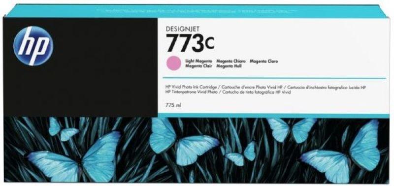HP 773C 775ml Light Magenta Ink Cartridge - C1Q41A