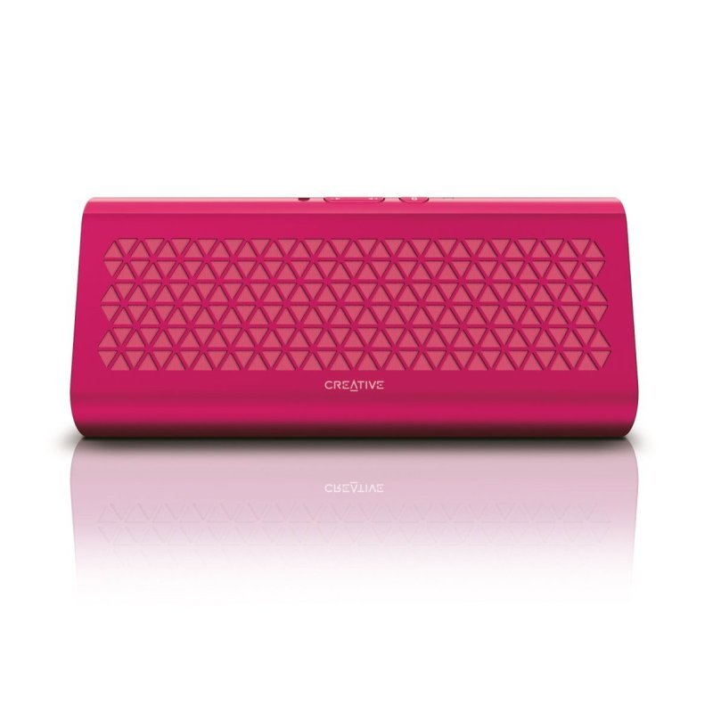 Image of Creative Airwave Bluetooth Speaker With Nfc (pink)