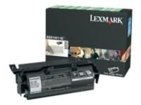 Lexmark - Toner cartridge - High Yield - 1 x black - 25000 pages - LRP / LCCP