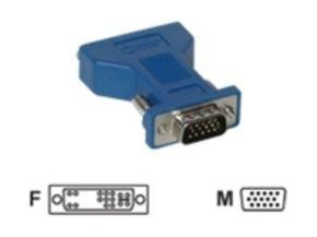 C2G, DVI-A Female to HD15 VGA Male Video Adapter