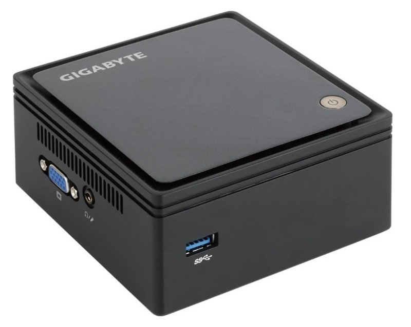 Gigabyte Brix BXBT-2807 Ultra Compact PC Kit