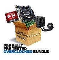 Cyberpower 8 Core Skybolt GA-970A-DS3P FX-8320 8GB DDR3 H55 Motherboard Bundle