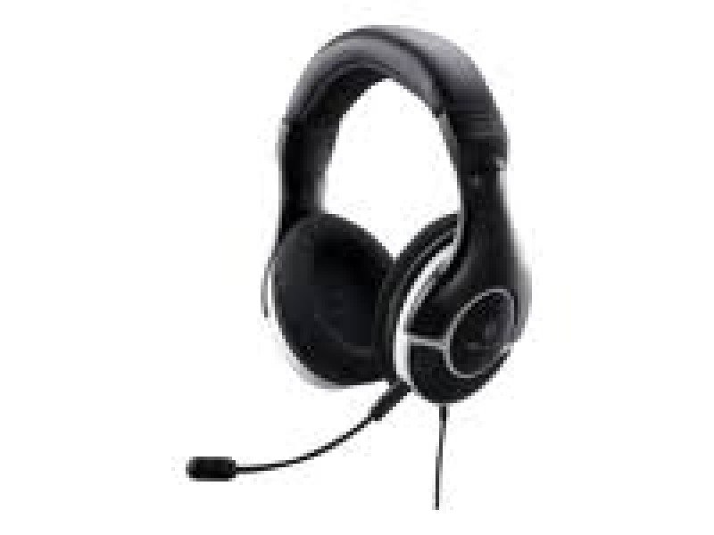 Image of Cooler Master Ceres-300 Over-Ear Gaming Headset, 40mm Drivers, lightweight, detachable Mic, Inline controller