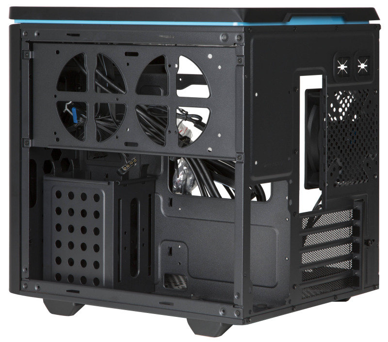 Element Gaming Hyperion Micro ATX Computer Case