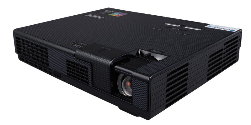Image of NEC NP-L102W Ultra Portable Projector - 1,000 lms