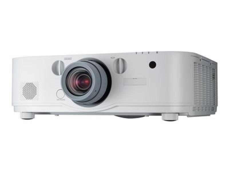 NEC PA671W WXGA Install Projector - 6700 lms