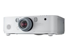 NEC PA522U WUXGA Lcd Technology Install Projector - 5,200 lms