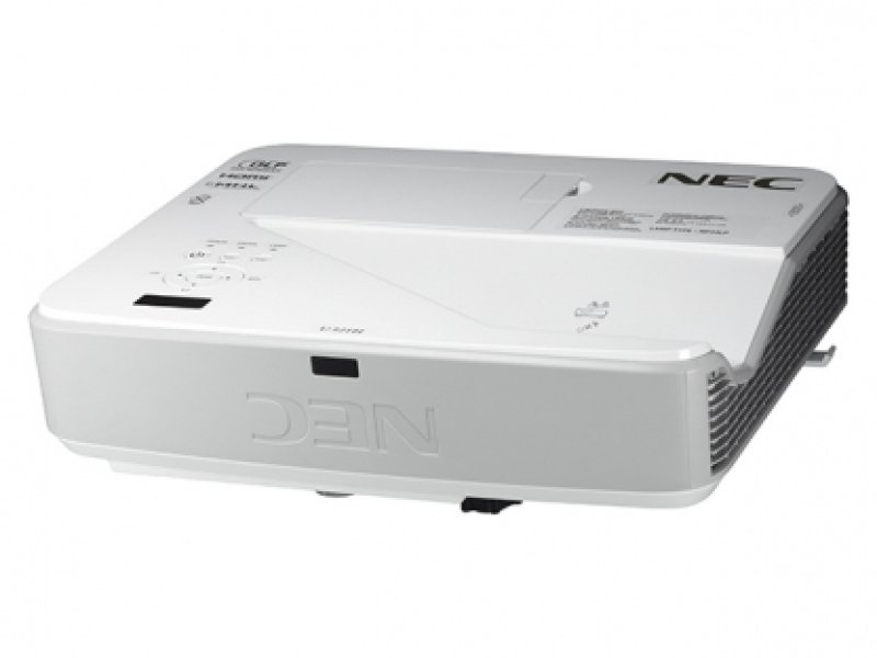 Image of NEC U321H 1080p Dlp Technology Meeting Room Projector - 3,200 lms