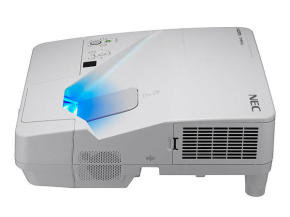 NEC UM361X XGA 3lcd Technology Install Projector- 3,600 lms