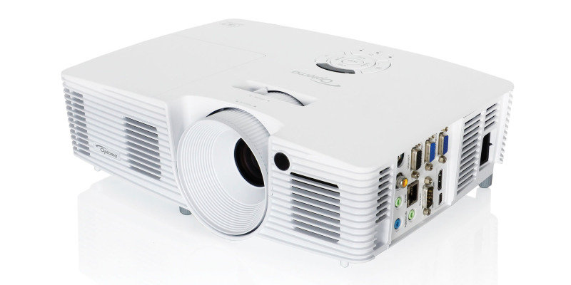 Image of Optoma X350 XGA Dlp Technology Meeting Room Projector - 3,400 lms