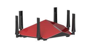 D-Link DIR-890L - Wireless AC3200 Ultra Performance WiFi Router