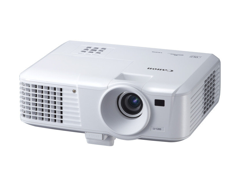 Image of Canon LV S300 SVGA DLP Projector - 3,000 lms