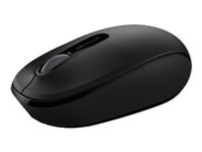 Image of Microsoft Wireless Mobile Mouse 1850 for Business Black
