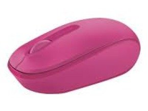 Wireless Mobile Mouse 1850 Magenta Pink