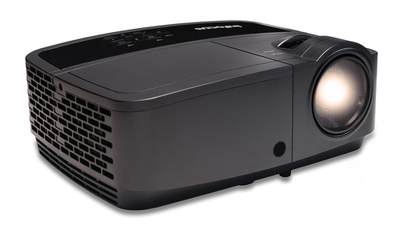 Image of InFocus IN118HDxc DLP projector - 3D - 3200 lms