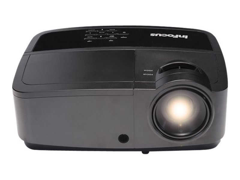 Image of InFocus IN116x DLP projector - 3D - 3200 lms