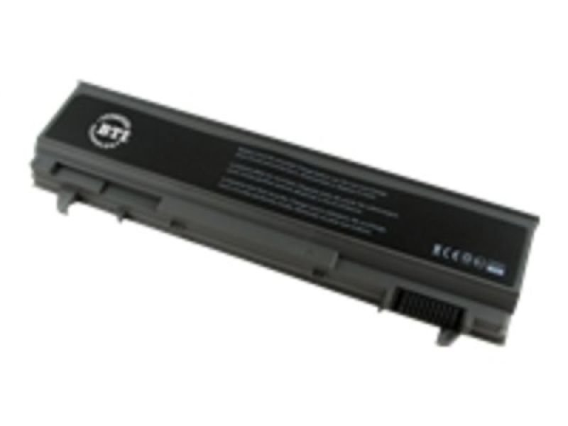 BTI  Laptop battery For Dell Latitude E6400  E6500  Lithium Ion 6cell 5200 mAh