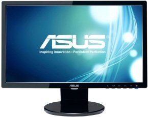 "EXDISPLAY Asus VE198S 19"" LED VGA Monitor with Speakers"