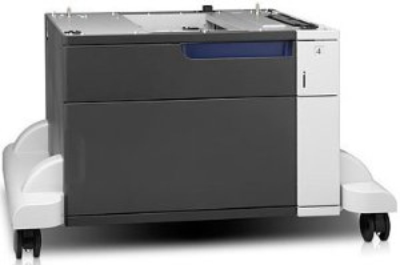 HP LaserJet 1x500-sheet Paper Feeder and Stand