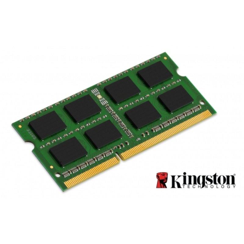 Kingston 2GB 1333MHz DDR3 Non-ECC CL9 SODIMM SR X16 Memory