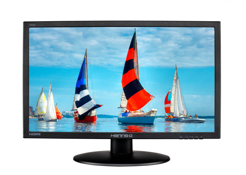 Image of Hanns G HS225HPB 22 Monitor