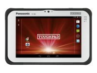 Panasonic Toughpad FZ-B2 32GB 4G Tablet - Black