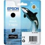 Epson T7601 Photo Black Ink Cartridge