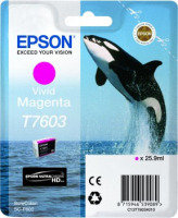 Epson T7603 Vivid Magenta Ink Cartridge