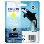 Epson T7604 Yellow Ink Cartridge