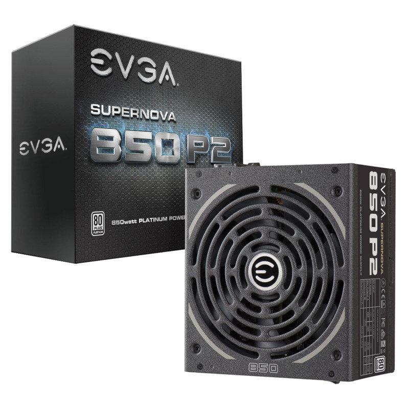 EVGA SuperNOVA 850 P2 Power Supply