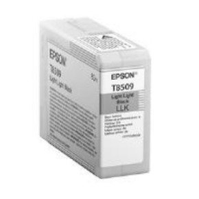 Epson T8509 Light Light Black High Yield Ink Cartridge