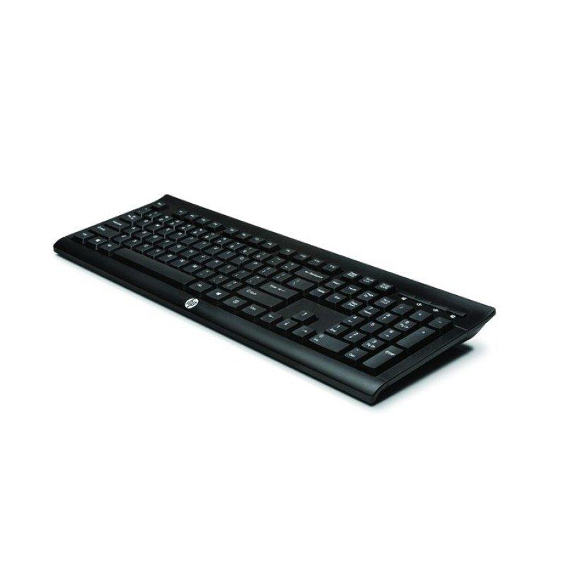 Image of HP Wireless K2500 Keyboard UK