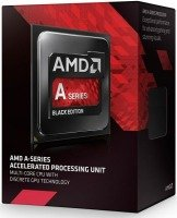AMD A8 7670K 3.6GHz Black Edition Socket FM2+ 4MB L2 Cache Retail Boxed Processor