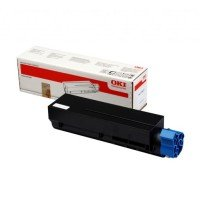 OKI B412 Black Toner Cartridge
