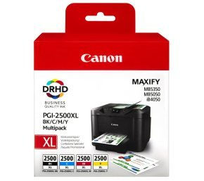 Canon PGI-2500XL Maxify MultiPack Ink Cartridge