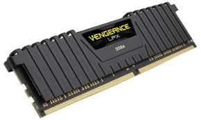 Corsair Vengeance LPX 8GB (2x4GB) DDR4 DRAM 3000MHz C15 Memory Kit - Black