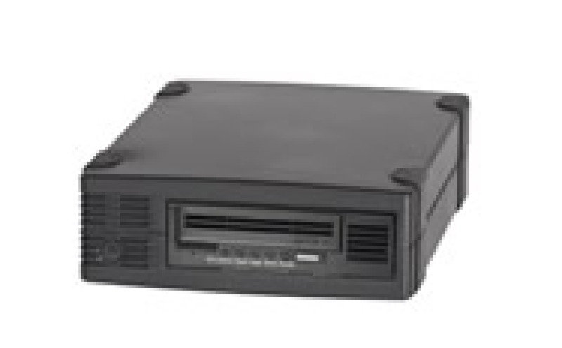 Image of Quantum TC-L52BN-EZ-C LTO-5 HH SAS HBA Tabletop Tape Drive Bundle