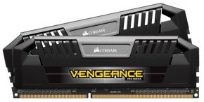 Corsair Vengeance Pro Series 8GB (2x4GB) DDR3L DRAM 1600MHz C9 Memory Kit 1.35V