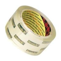 Scotch Low Noise Clear Tape 48mmx66m - (pk6)
