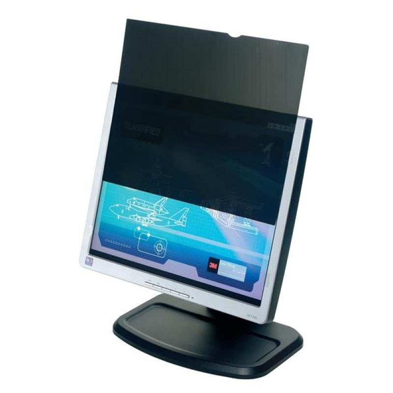 3m 19inch Privacy Screen Filter Antiglare Framed